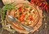 Паста с курицей и грибами — доступная классика итальянской кухни