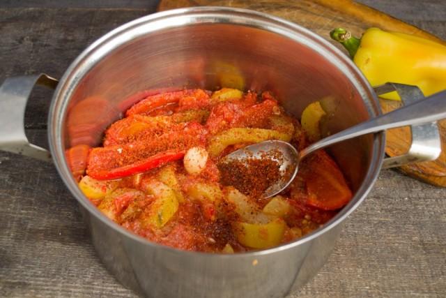 Если любите жгучую еду — добавьте щепотку молотого красного перца
