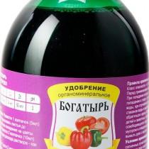Органоминеральное удобрение «Богатырь» для томатов и перцев