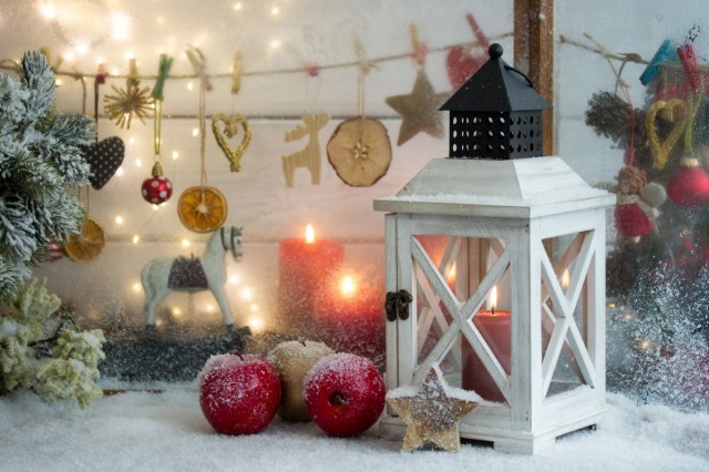 50 ярких идей новогоднего декора своими руками