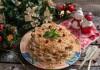 Ленивый торт «Наполеон» без выпечки