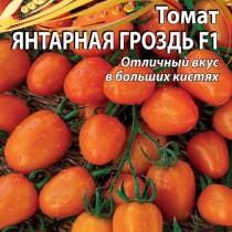 Томат «Янтарная гроздь» — черри-томат с сочными вкусными плодами!
