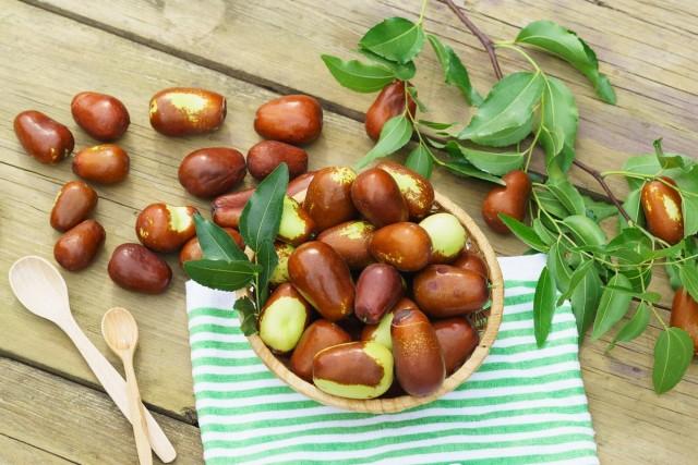 Плоды зизифуса используют и в свежем, и в переработанном виде