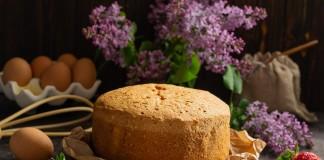 Пышный бисквит для торта — никогда не опадает!