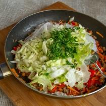 Приправляем блюдо зеленью
