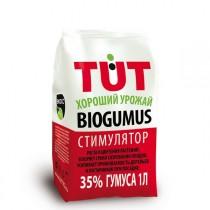 Биогумус TUT хороший урожай, 1л, гранулы 35 % гумуса, 61 рубль