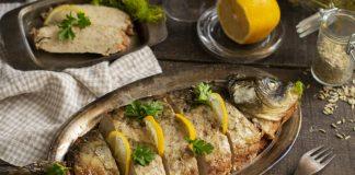 Фаршированный карп — восхитительная рыба к празднику