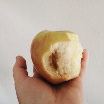 Побурение мякоти яблока