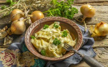 Вареники с картошкой по бабушкиному рецепту