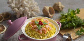 Вкусный салат с кальмарами и крабовыми палочками