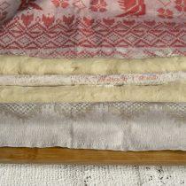 Выкладываем багеты на куш, между ними делаем сборочку