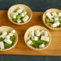 Добавляем сливочный творожный сыр
