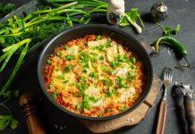 Запеканка с рыбой и рисом — вкусно и доступно