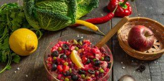 Винегрет без капусты — полезный и вкусный
