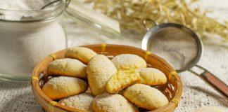 Вкусное печенье с творогом из простых ингредиентов