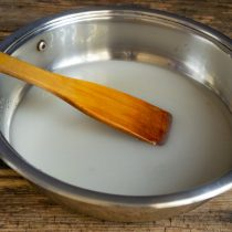 Готовим сахарный сироп