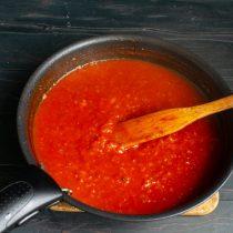 Готовый соус солим и перчим
