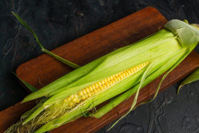 Выбираем идеальный початок кукурузы