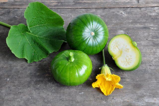 5 необычных кабачков, которые я выращивала в прошлом сезоне