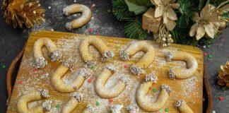 Песочное печенье «Подкова» — нежное и рассыпчатое