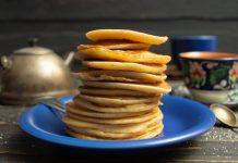 Банановые панкейки без яиц — быстрый и полезный завтрак