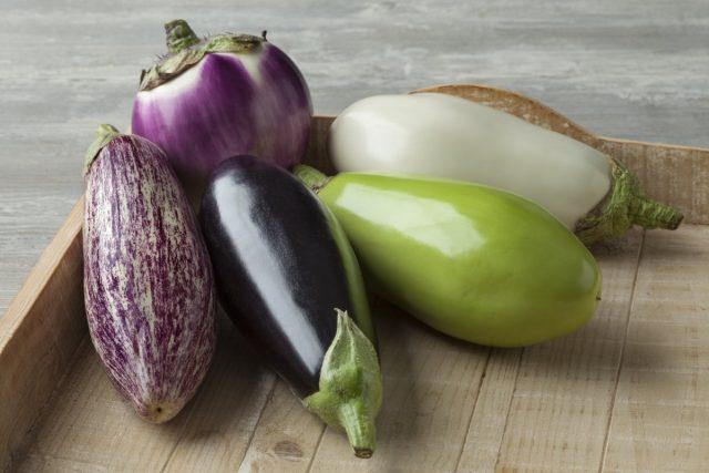 Диковинные и очень вкусные — какими бывают баклажаны