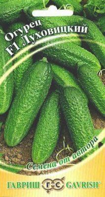 Семена огурца «Луховицкий»