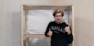Как сделать стеллаж-гроубокс для рассады своими руками