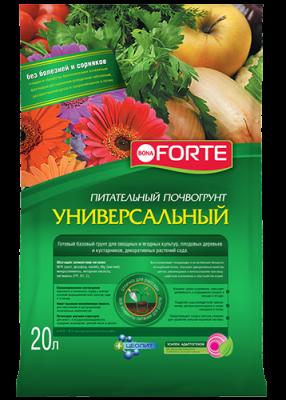 Универсальный почвогрунт «Bona Forte»