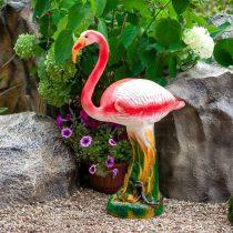 Садовая фигура Розовый Фламинго