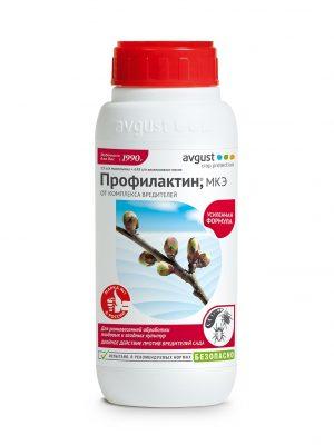 Уникальный препарат для ранневесенней обработки плодовых и ягодных культур «Профилактин»