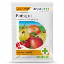 «Раёк» - высокоэффективный препарат для обработки плодовых культур от болезней