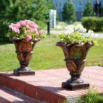 Красивые вазоны для цветов