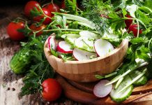 Зеленные культуры — вкус лета