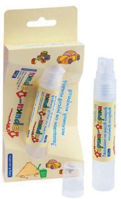 Мини-спрей от комаров для детей от 2 лет «Дарики-Дарики»