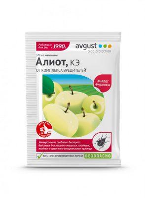 Универсальный препарат от комплекса вредителей «Алиот»