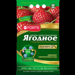 Гранулированное удобрение для ягод «Бона Форте»