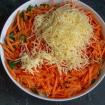 Делаем морковную шапочку