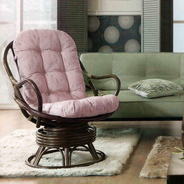 Кресло-качалка на пружине