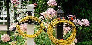Садовые держатели для шланга
