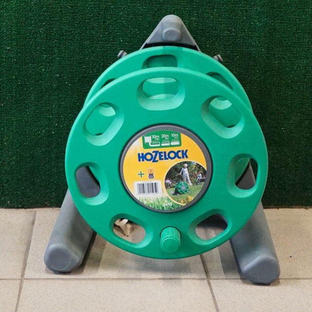 Переносная пластиковая катушка для шланга