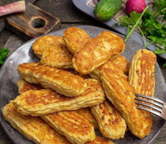 Домашние сосиски из куриного филе