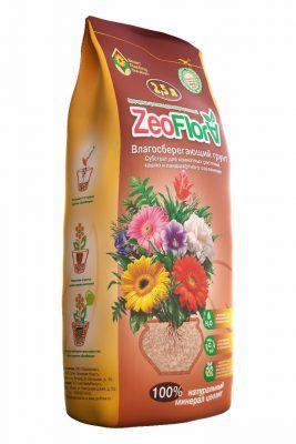 Универсальный влагосберегающий субстрат «ZeoFlora»